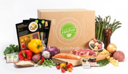 Ends 12/31! Save 40% Off 2-Person HelloFresh Meal Box with Code HELLONYE