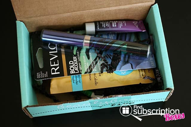 July 2014 Beauty Box 5 Box Review - First Look