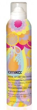 July 2014 Birchbox Haircare Sample Box Spoiler - amika Perk Up Dry Shampoo