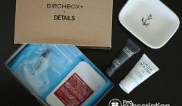 A Closer Look: July 2014 Birchbox Man Box Review – Men's Subscription Box