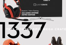 July 2014 Loot Crate MegaCrate