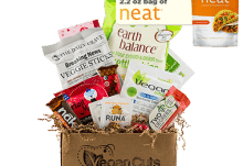 July Vegan Cuts Snack Box Gift