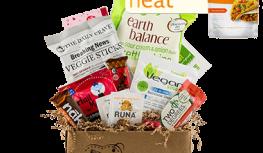 July 2014 Vegan Cuts Snack Box Spoilers