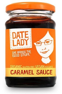 July 2014 Vegan Cuts Snack Box Spoiler - Date Lady