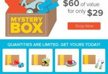 July 2014 Citrus Lane Mystery Box
