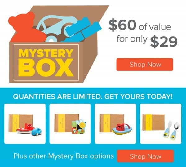 July 2014 Citrus Lane Mystery Box