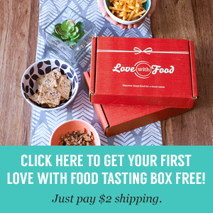 Love with Food Free Box