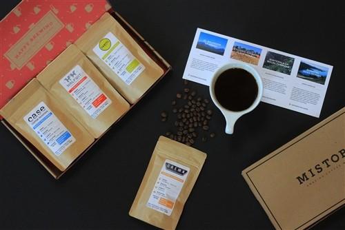 MistoBox Coffee Subscription Box