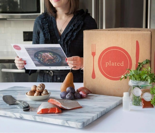 Plated Monthly Subscription Box