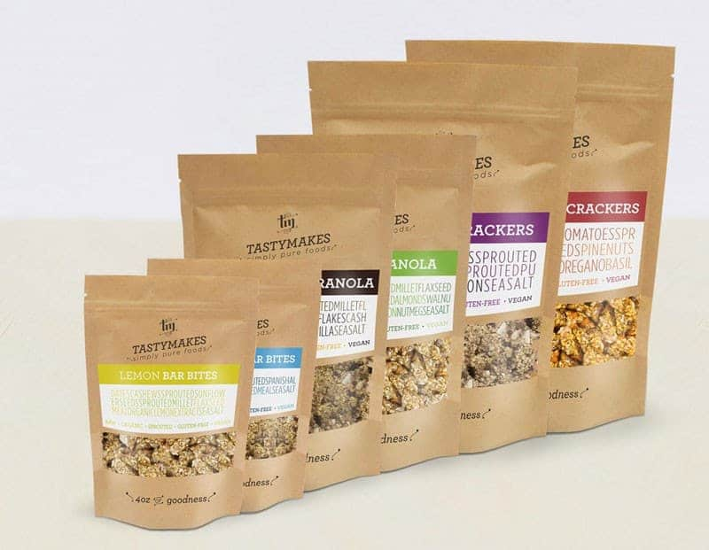 TastyMakes TastyKits Healthy Snack Subscription Box