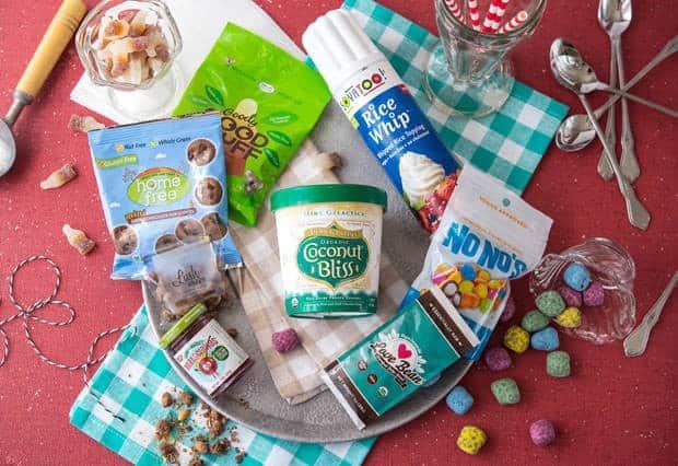 Vegan Cuts Vegan Sundae Kit