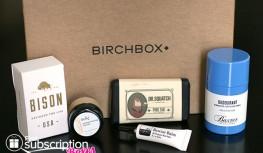A Closer Look: August 2014 Birchbox Man Box Review – Men's Subscription Box