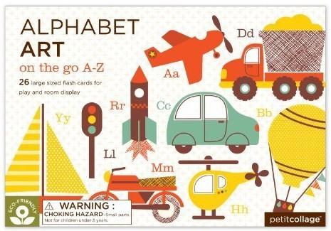 August 2014 Citrus Lane Box Spoiler - Alphabet Art