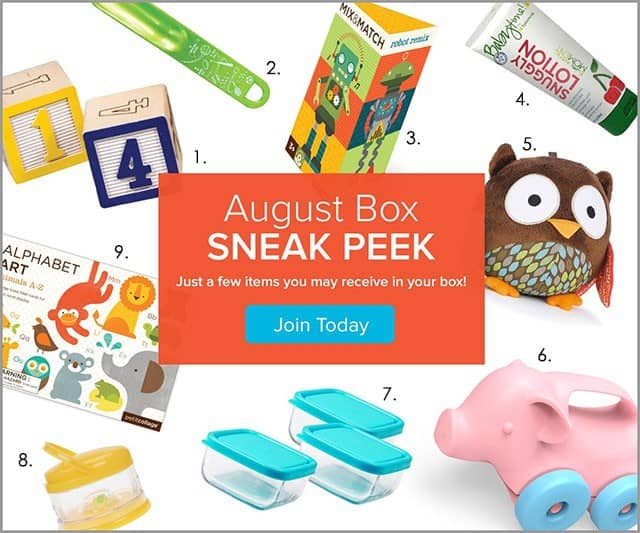 August 2014 Citrus Lane Box Spoilers