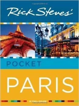 August 2014 Escape Monthly Box Spoiler - Rick Steve's Pocket Paris