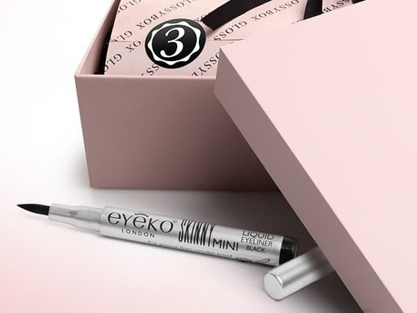 August 2014 GLOSSYBOX Box Spoiler - Eyeko Eyeliner