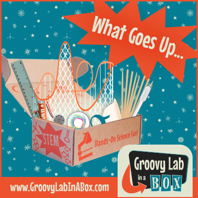 August 2014 Groovy Lab in a Box Theme Reveal