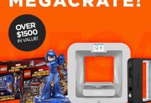 August 2014 Loot Crate Mega Crate