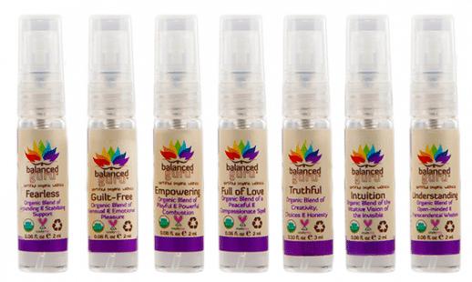 August 2014 Vegan Cuts Beauty Box Spoiler - Balanced Guru Energy Mist