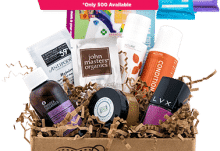 August 2014 Vegan Cuts Beauty Box Spoiler - Bonus Gift