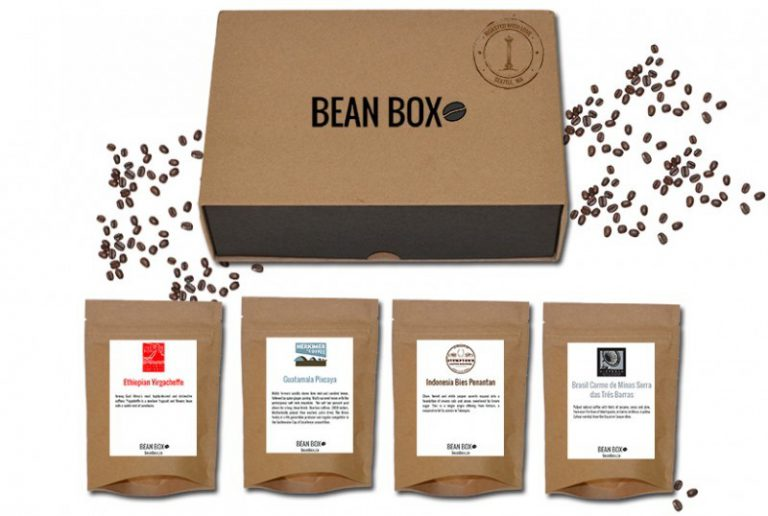 Bean Box Coffee Subscription Box