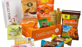 1st Bestowed Box FREE with New 3 or 6 months Subscription with Code FIRST