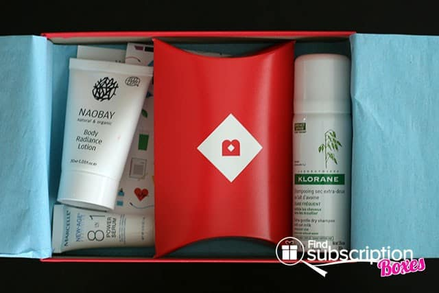 July 2014 Birchbox Box Review - First Look