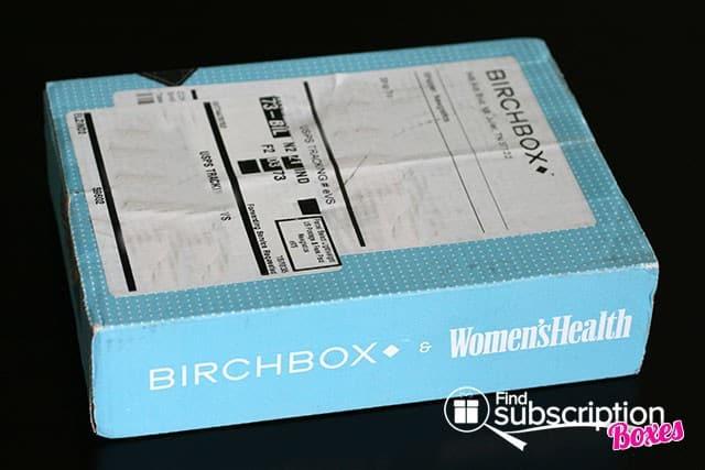 July 2014 Birchbox Box Review - Outer Box