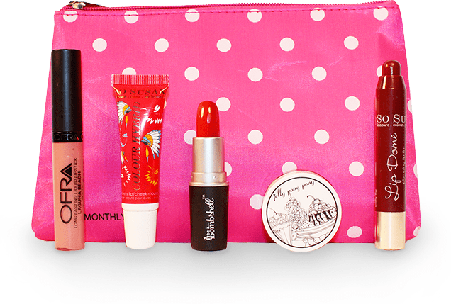 Lip Monthly Beauty Subscription Box