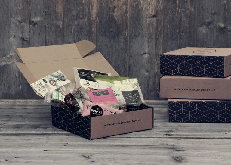 Primal Snack Box Subscription Box