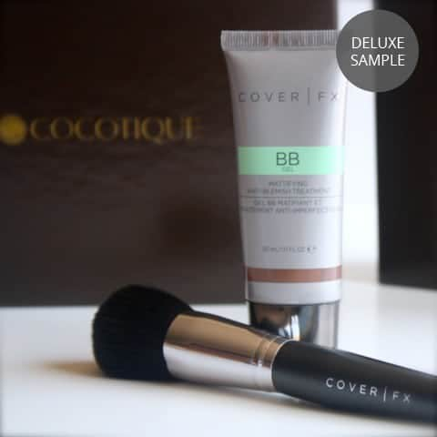 September 2014 COCOTIQUE Box Spoilers - COVER FX