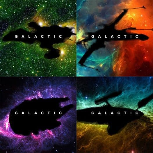 September 2014 Loot Crate Theme - Galactic