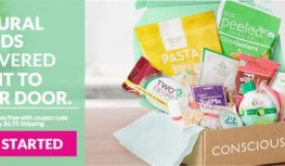 1st Conscious Box Plus Box FREE with Code 1FREE