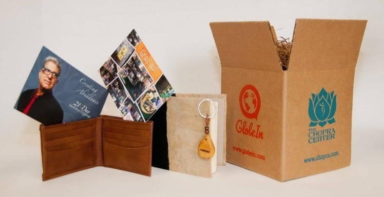 GlobeIn Artisan Gift Box Monthly Subscription Box