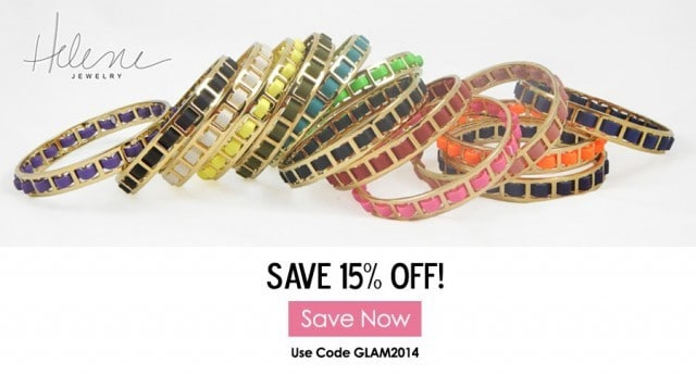 Helene Jewels Arm Candy Coupon