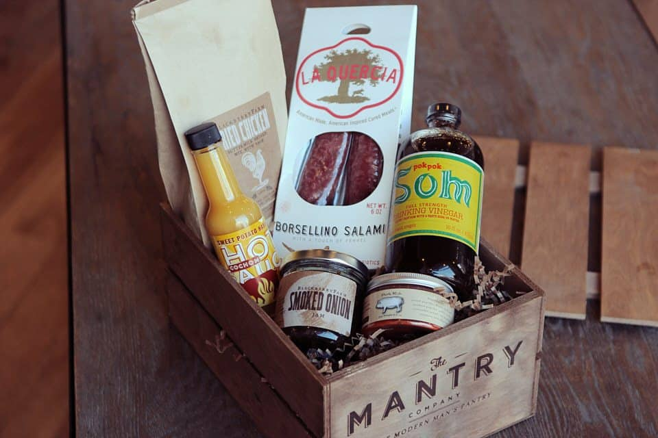 Mantry Find Subscription Boxes
