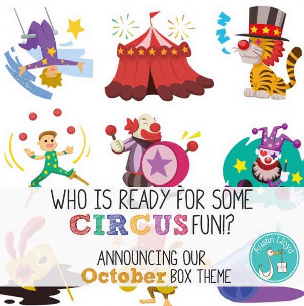 October 2014 Austin Lloyd Box Theme Spoiler