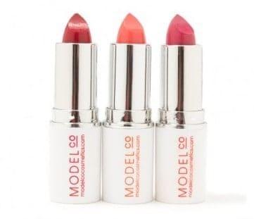 October 2014 Birchbox Spoiler - ModelCo Party Proof Lipstick Trio