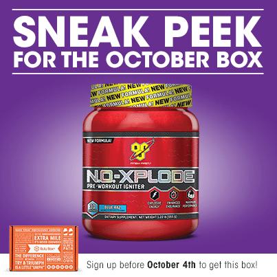 October 2014 Bulu Box Spoiler - BSN