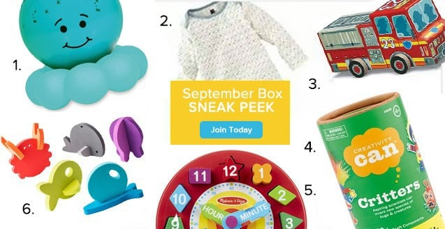 September 2014 Citrus Lane Box Spoilers