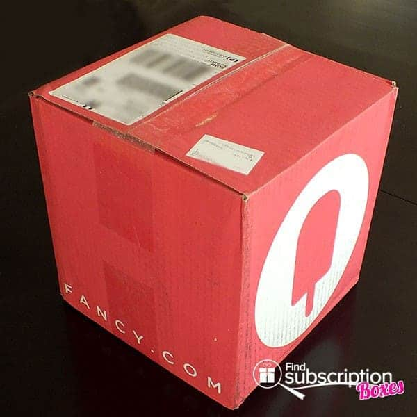 September 2014 Culinary Fancy Box Review - Box