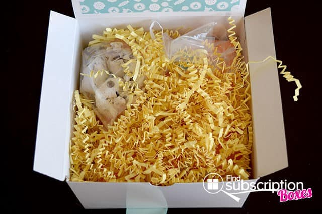 September 2014 Orange Glad Box Review - First Look