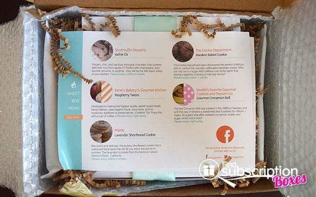 September 2014 Orange Glad Box Review - Product Card