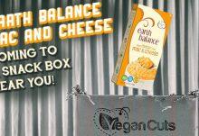 September 2014 Vegan Cuts Snack Box Spoiler - Earth Balance