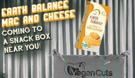 September 2014 Vegan Cuts Snack Box Spoiler
