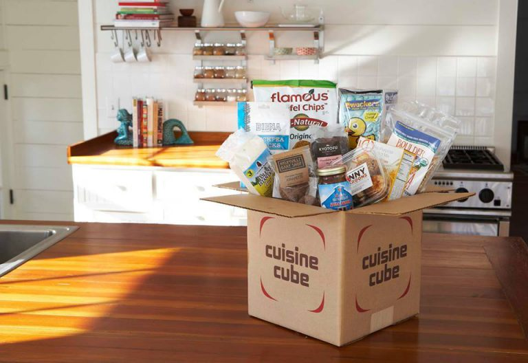 Cuisine Cube Gluten-Free Subscription Box