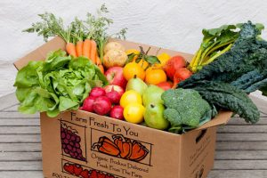 Farm Fresh to You Farm Box