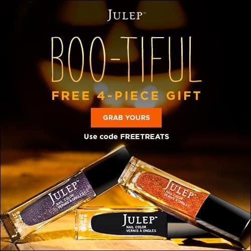 Julep Maven Free Beauty Box Halloween