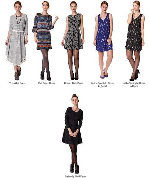 November 2014 $149 Golden Tote - Dresses