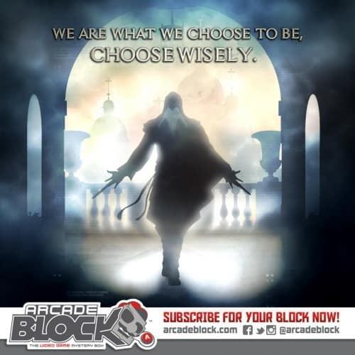 November 2014 Arcade Block Box Spoiler - Assassin's Creed